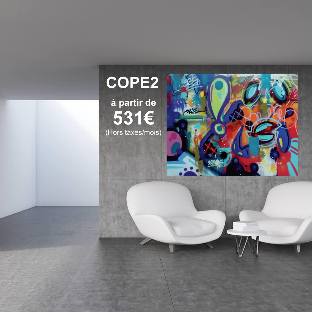 COPE2 127 X 167 cm a partir de 531 euros