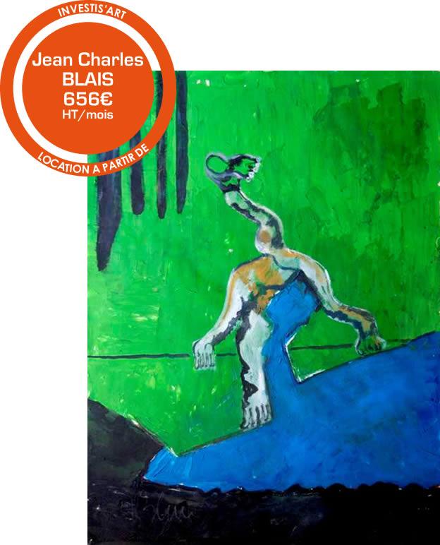 Jean Charles BLAIS à partir de 656 € ht par mois