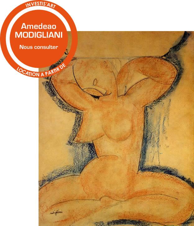 Modigliani - Nous consulter